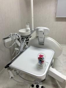歯科用ユニット追加
